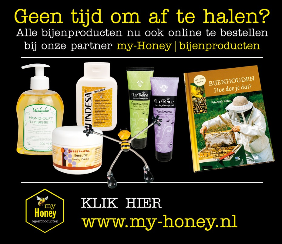 advertentie my-Honey